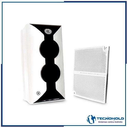 Sistema detector de fumaça